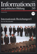 Bild Internationale Beziehungen I